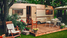 Traveling With Motor Home