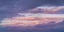 Beautiful Full Moon On The Sun...