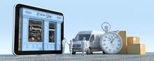 Online Shop Speedy Delivery