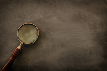 Vintage Magnifying Glass With ...