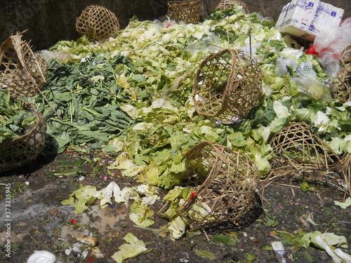 rotten,recycle,scrap Canvas-taulu