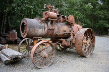 Vintage Steam Powered Logging ...