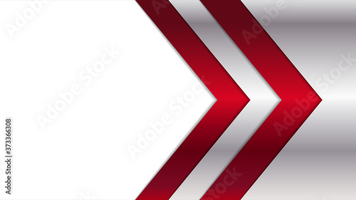 Fotografie, Obraz Metal texture background with arrows. Vector illustration