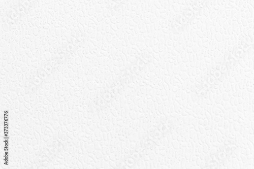 Fototapeta Close - up White leather pattern and seamless background