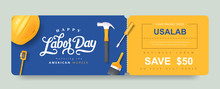 USA Labor Day Gift Promotion C...