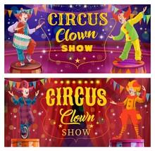Chapiteau Circus Clown Enterta...