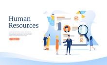 Recruitment Web Banner Concept...