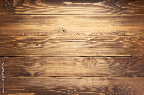 Obraz old wooden plank board background as texture - fototapety do salonu