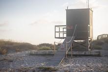 Lifeguard Post On San Pedro De...