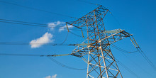 Electrical Station. Electric T...