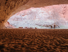 Red Wall Cavern Grand Canyon