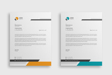 Abstract Corporate Business St...