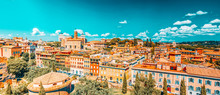 View From The Roman Forum And ...