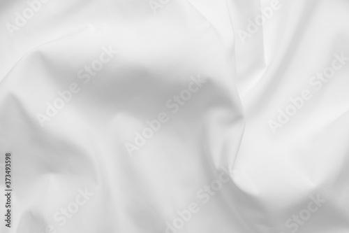 Fototapeta white silk background