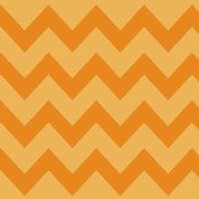 Chevron Pattern Horizontal Orange Background In Light Orange And Medium Orange Color In 12x12 For Design Elements.