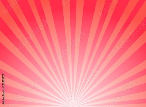 Sunlight horizontal background Canvas Print