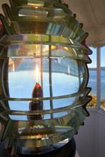 Lighthouse Lens. The Lens In T...