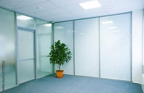 Fotografie, Obraz Office glass partitions