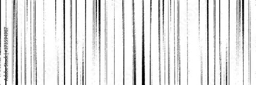 Canvastavla Vector background, banner. Vertical stripes in grunge style.