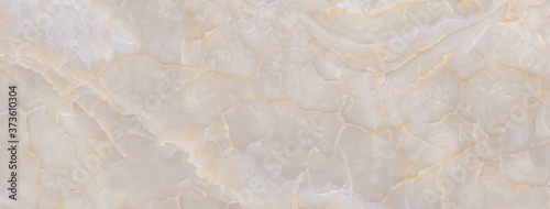 Light Onyx Marble Texture Background, Natural Polished Onyx Marble Texture for A Slika na platnu