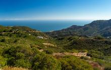 View Of The Santa Monica Mountains