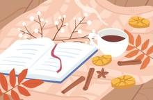 Cozy Autumn Outdoor Picnic Com...