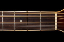 Detail Of A 12 String Guitar F...
