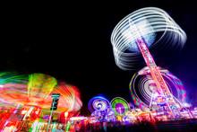 Witney Feast Funfair - Ride Li...