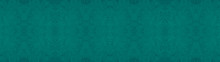 Old Dark Turquoise Green Color...