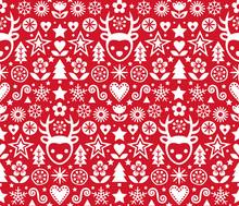 Christmas Cute Scandinavian Fo...