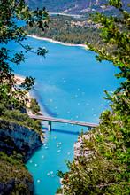 Lac De Sainte-Croix, Gorges Du...