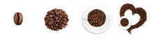 Coffee Collage. Coffee Beans I...