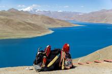 Lhasa, Tibet, China, Nangartse...