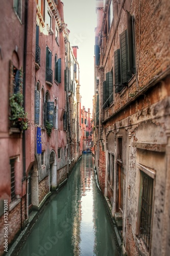 Fototapety, obrazy: canal in venice