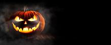 Halloween Pumpkin Head Jack-o-...