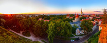 View Over Tallinn From Elevate...