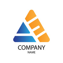 Creative Company Logo Design, Alphabet Logo, A And E Letter Logo