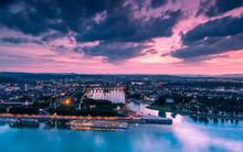 Städtetrip Nach Koblenz, Deut...