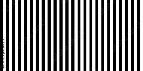 Canvastavla Black and white stripes background