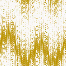 Wheat Background Vector Illust...