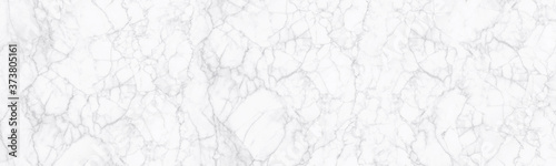 Fototapeta White marble texture for background or tiles floor decorative design. obraz