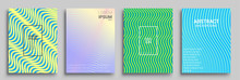 Modern Abstract Covers Set, Mo...