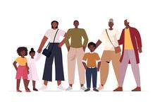 Multi Generation African Ameri...