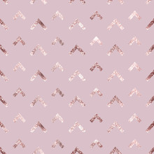 Arrow Seamless Pattern Foil. R...