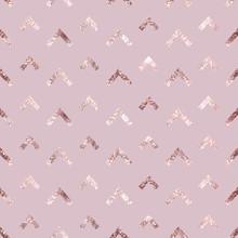 Arrow Seamless Pattern Foil. R...
