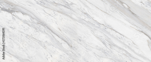 Fotografía Statuario Marble Texture Background, Natural Polished Carrara Marble Stone For I
