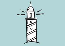 Lighthouse Vector Illustration...
