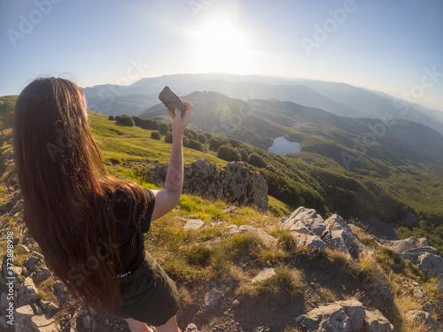 Photo Escursione in montagna