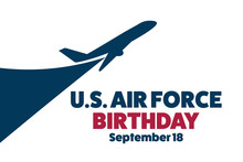 U.S. Air Force Birthday. Septe...