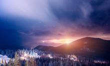 The Resort Ski Resort Illumina...